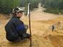 Dakotský kaňon a indiánská hra Zlato Dakotů 15.9.2013