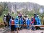 Podzimní toulky ve skalách 7.10.2012