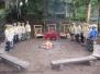 Poradní skála Komárů 26.6.2011