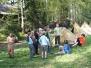 Svatojiřská výprava na Čaponce 28.-29.4.2012