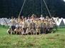 Tábor na sv. Kateřině 30.7.-13.8.2011