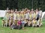Tábor na sv. Kateřině 28.7.-11.8.2012