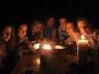 Vánoční schůzka Borůvek 21.12.2012