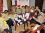 Vánoční schůzka 1. dívčího oddílu 22.12.2015