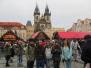 Výprava do matičky Prahy se skauty ze Spáleného Poříčí 30.11.-1.12.2013