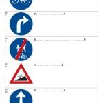 Doplň název dopravní značky I - strana 2