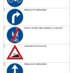 Doplň název dopravní značky I - strana 2 - výsledky