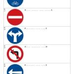 Doplň název dopravní značky I - strana 4