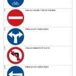 Doplň název dopravní značky I - strana 4 - výsledky