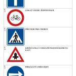 Doplň název dopravní značky I - strana 5 - výsledky