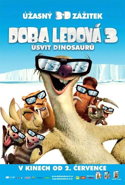 Plakát Doba ledová 3