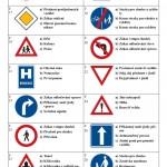 Test dopravní značky I - strana 2