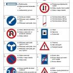 Test dopravní značky I - strana 3