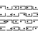 Šifrovaná zpráva pomocí Velkého polského kříže (mřížky) I