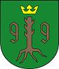 Znak města Úpice